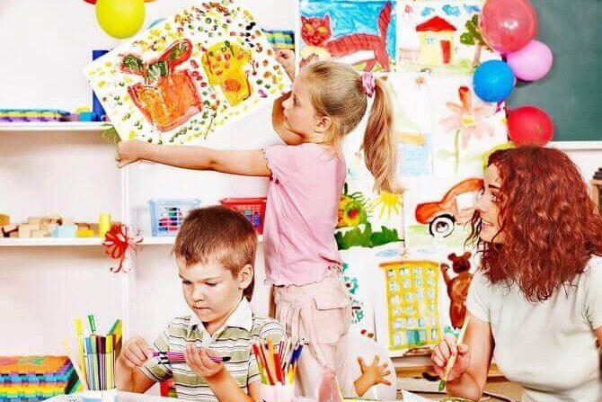 Bilingual daycare